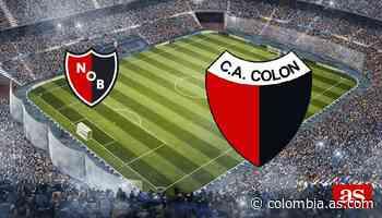 Newell´s Old Boys vs Colón de Santa Fe en vivo y directo, Liga Argentina 2019/2020 - AS Colombia