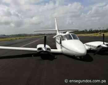 Aeronáutica Civil investiga incidente de aeronave en Colón - En Segundos