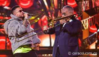 ¡Inesperado! Willie Colón debuta como reggaetonero - Caracol Radio
