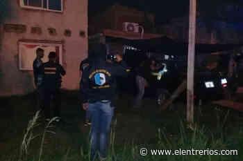 Realizaron cinco allanamientos simultáneos en Colón: secuestraron cocaína y dinero en efectivo - Elentrerios.com