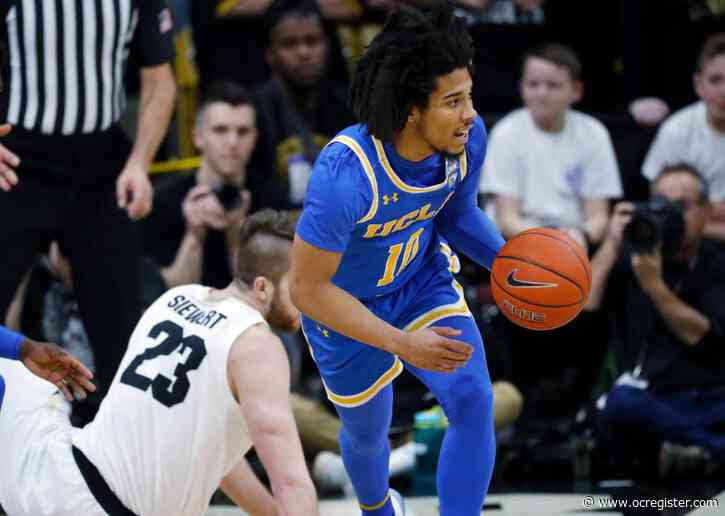UCLA basketball rallies in 2nd half to beat No. 18 Colorado