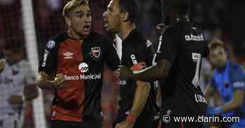Pablo Pérez aumenta la cuenta para Newell's ante un Colón sin rumbo - Clarín