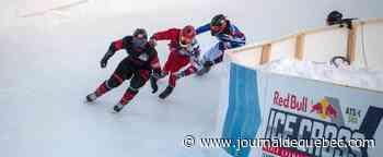 Red Bull Ice Cross: finale controversée au Massif de Charlevoix