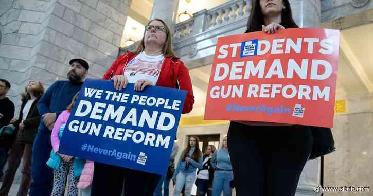 Benjamin Kanter: Now that I have a Utah driver license, I can go buy a gun