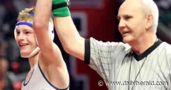 Barrington's Rasmussen falls in state final