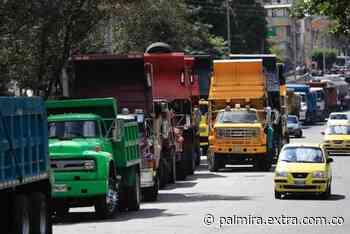 Finalmente se levantó el paro camionero en Bogotá y Cundinamarca - Extra Palmira