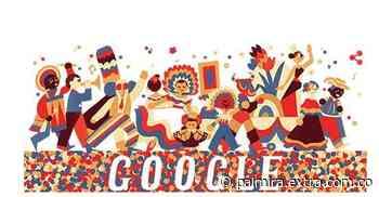 El 'doodle' de Google se vistió de Carnaval de Barranquilla - Extra Palmira