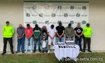 Multimillonaria extinción de dominio a banda 'Los Libertadores' en Palmira - Extra Palmira