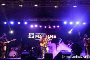 Shows da sexta-feira do Carnaval Mariana 2020 garantem diversão para toda família - Mais Minas