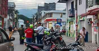 Otro presunto asaltante fue detenido en las ultimas horas en Mocoa - Conexión Putumayo