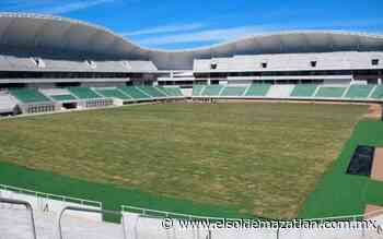 Toma forma el 'coloso' mazatleco del futbol - El Sol de Mazatlán