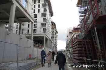 Municipales à Bezons : les 3800 logements en construction attisent les crispations - Le Parisien