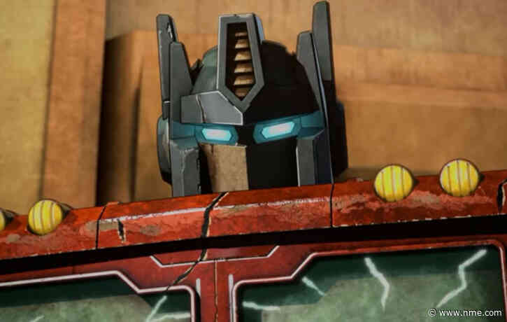 Watch the first trailer for 'Transformers: War For Cybertron: Siege'
