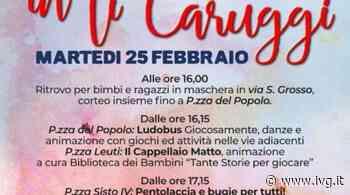 """""""I piccin in ti caruggi"""" - Carnevale dei Bambini ad Albissola Marina - IVG.it"""