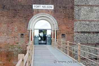 A look inside and underneath Fort Nelson in Fareham - Portsmouth News