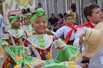 Galapa vive al máximo su Carnaval - Diario La Libertad