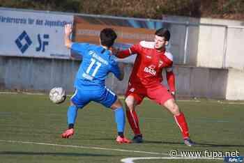 FC Wegberg-Beeck verhindert Pleite beim 1. FC Monheim spät - FuPa - das Fußballportal