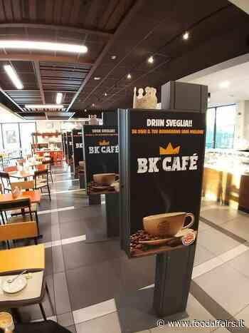 Arriva la colazione anche da Burger King. Apre Pogliano Milanese il primo BK Café, vero e proprio bar all'italiana con caffetteria che serve colazioni, merende e birra - Food Affairs