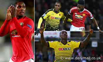 Odion Ighalo could face Watford after securing a dream top flight return with Manchester United