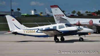 Hallaron aeronave perdida en las cercanías de Higuerote - El Universal (Venezuela)
