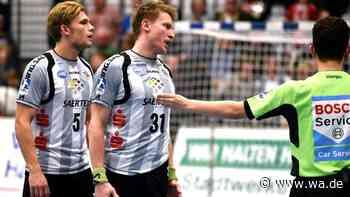 In der 2. Handball-Bundesliga treffen André Kropp, Marten Franke und Merten Krings mit dem ASV auf den TV Emsdetten   Hamm - Westfälischer Anzeiger