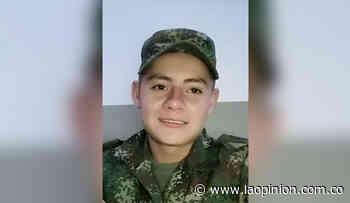 Soldado murió por disparo de arma de dotación en Tibú - La Opinión Cúcuta