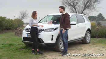 Ponemos a prueba los reflejos de Silvia Alonso al volante del Land Rover Discovery Sport con etiqueta ECO - LaSexta