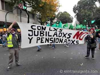 """Jubilados: para Silvia Arce, el Gobierno nacional realizó un """"ajuste"""" - El Intransigente"""
