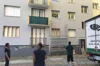 Villiers-sur-Marne : les travaux de renforcement de l'immeuble fissuré débutent - Le Parisien