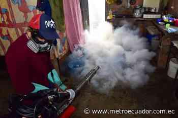 Brigadas médicas, fumigación y toldos para prevenir enfermedades en Pedro Carbo - Metro Ecuador