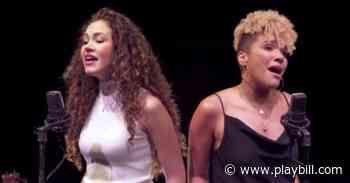 Watch a Sneak Peek at Hamilton's Solea Pfeiffer and Emmy Raver-Lampman in New Musical Gun & Powder - Playbill.com
