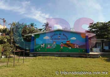Padres de familia realizan jornada de limpieza en jardín de niños - Noticias en Puerto Vallarta - Tribuna de la Bahía