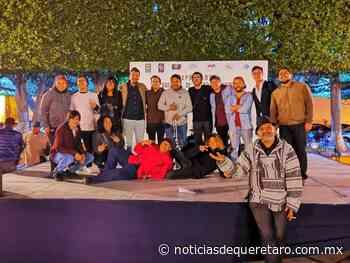 Expresarte Guerra de Bandas en Jardín Guerrero - Noticias de Querétaro