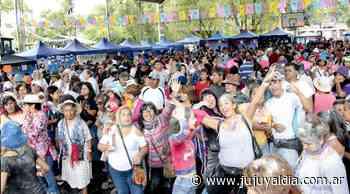 Villa Jardín de Reyes: Festejos por el tradicional jueves de comadres - Jujuy al día