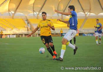 San Luis goleó a Barnechea en el inicio del ascenso - Prensa Fútbol