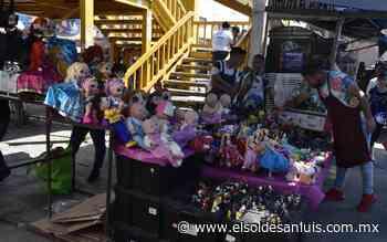 Darán credencial a vendedores informales - El Sol de San Luis