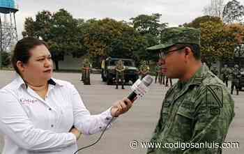Premian a periodista de Código San Luis como Mujer Vallense 2020 - Código San Luis