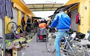 """Tierra de nadie, el mercado """"Fierreros"""" - El Sol de San Luis"""