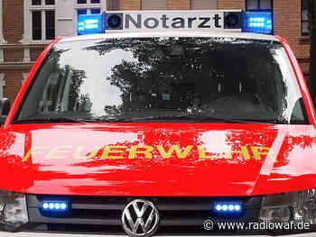 Fünf Verletzte bei Unfall auf der L 793 bei Everswinkel - Radio WAF