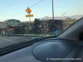 Muere vecino de Cocula, Jalisco en choque carretero en Tecolotlán. - Tala Jalisco Noticias