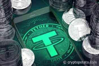Tether Prints Another 300M USDT: 3.5% of Total Supply Already on TRON - CryptoPotato