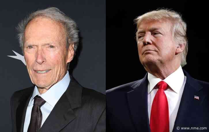 Clint Eastwood dumps Donald Trump in favour of Mike Bloomberg in 2020 election