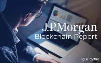 JP Morgan Blockchain Report: Bitcoin (BTC) Price, Stablecoins, Payments - U.Today