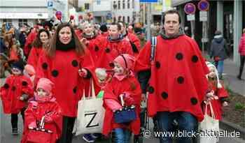 Kinderzug in Lahnstein - Blick aktuell