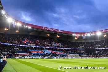 PSG - Bordeaux : Les équipes au coup d'envoi