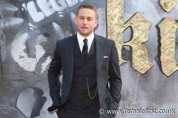 Charlie Hunnam falls in love every time he sees his partner - FemaleFirst.co.uk