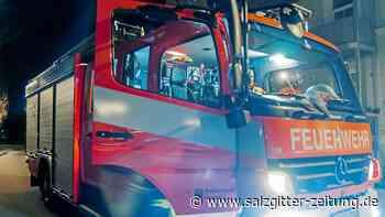 Bergfeld: Schornstein brennt – Nachbarn reagieren schnell