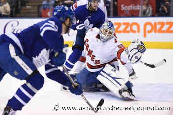 Zamboni driver, 42, earns NHL win over Maple Leafs - Ashcroft Cache Creek Journal