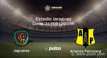 Previa del partido: Jaguares FC recibe a Alianza Petrolera en la sexta jornada - Pulzo