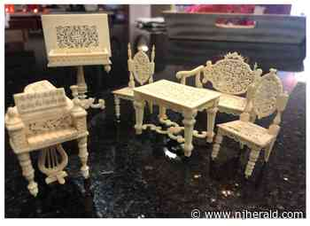 Photograph in dollhouse furniture increases desirability - New Jersey Herald